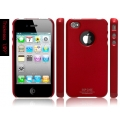 SGP iPhone 4 Case Ultra Thin Vivid Series [Dante Red] (SGP06935)